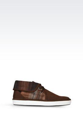 Armani Shoe boots Men shoes