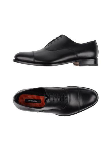 Обувь на шнурках DSQUARED2 11200398BK