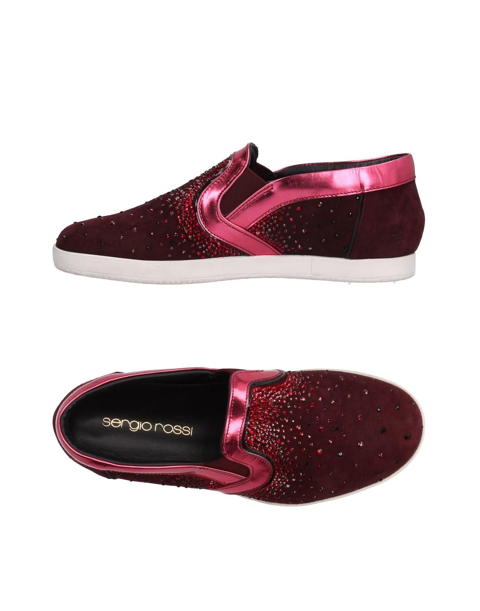 sergio rossi female sergio rossi sneakers