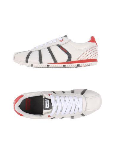 Низкие кеды и кроссовки LEVI'S RED TAB 11203585CX
