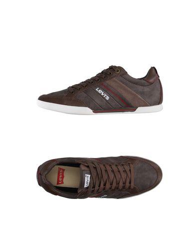 Низкие кеды и кроссовки LEVI'S RED TAB 11203621OG