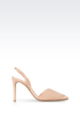 Armani Slingbacks Women shoes