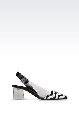 Armani Slingbacks Women shoes
