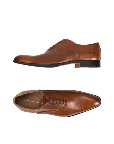 Обувь на шнурках LEONARDO PRINCIPI 11209183NR