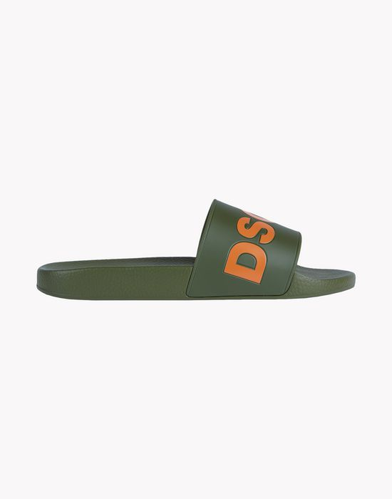 d2 slides shoes Man Dsquared2