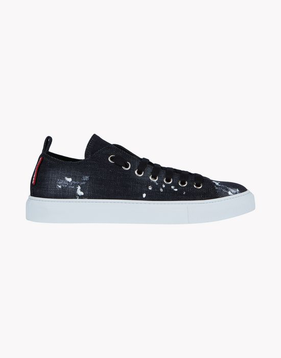 basquettes sneakers shoes Man Dsquared2