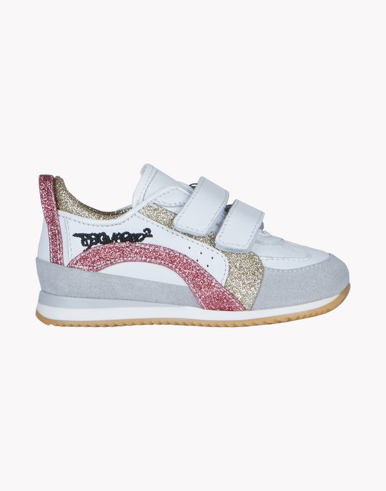 strap sneakers shoes Woman Dsquared2
