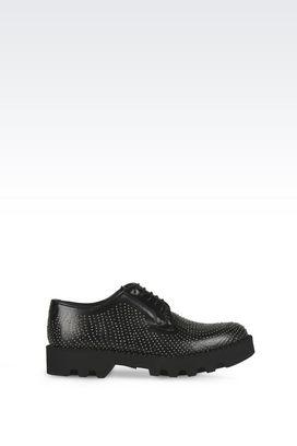 Armani Chaussures à lacets Homme chaussures