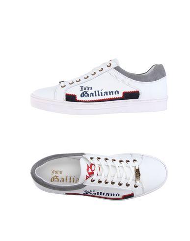Низкие кеды и кроссовки JOHN GALLIANO 11226471TQ