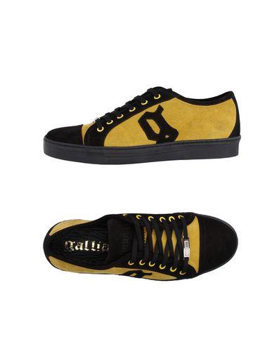 Низкие кеды и кроссовки GALLIANO 11226607BO