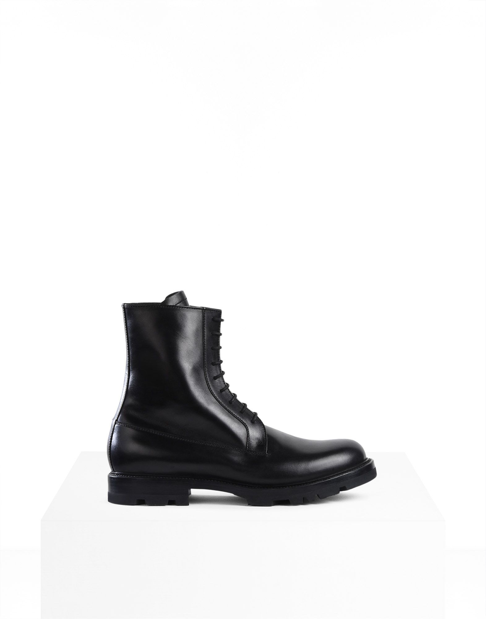 Combat boots - JIL SANDER Online Store