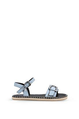 Armani Sandali Donna sandali espadrillas con fibbia
