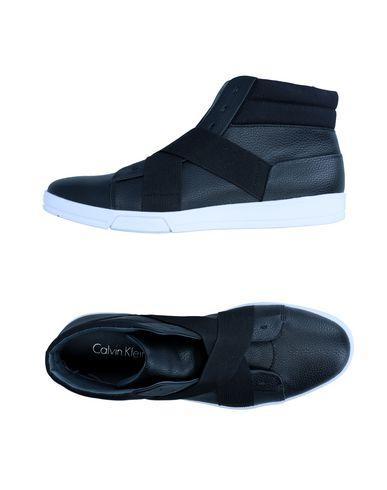 Высокие кеды и кроссовки CALVIN KLEIN 11231986ML