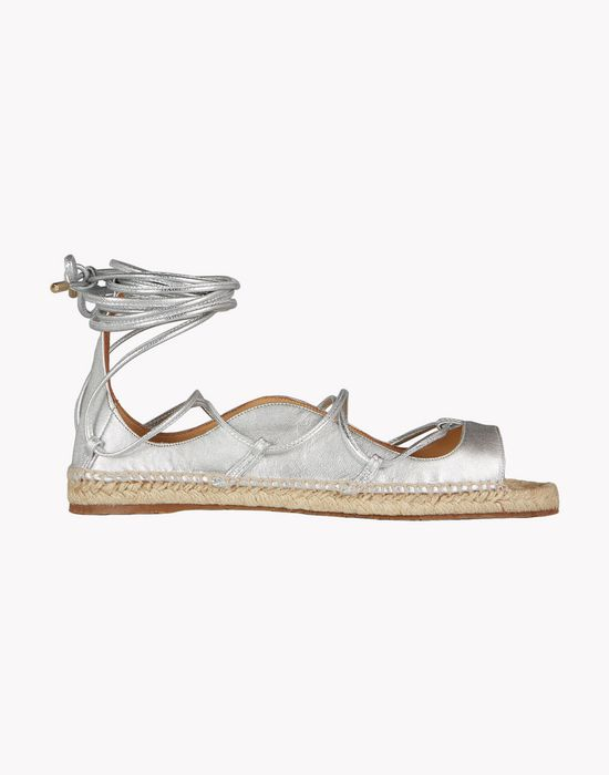 riri espadrille shoes Woman Dsquared2