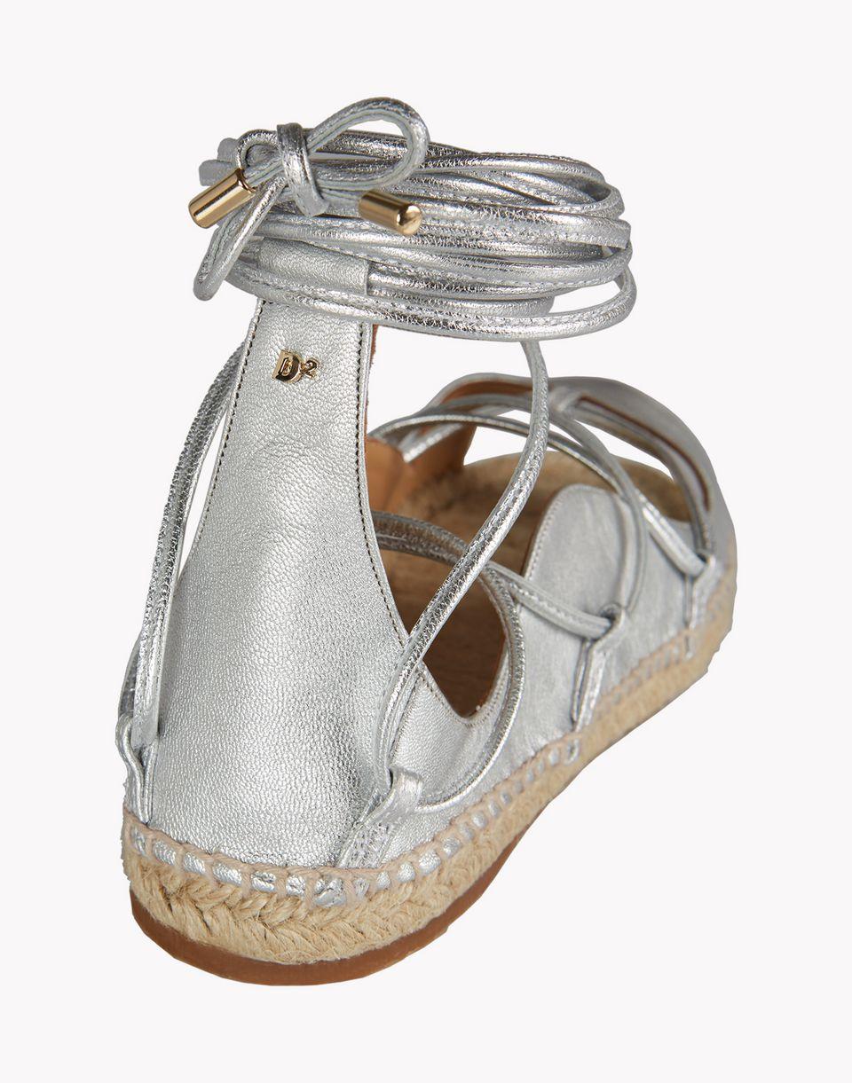 riri espadrille shoes Woman Dsquared2
