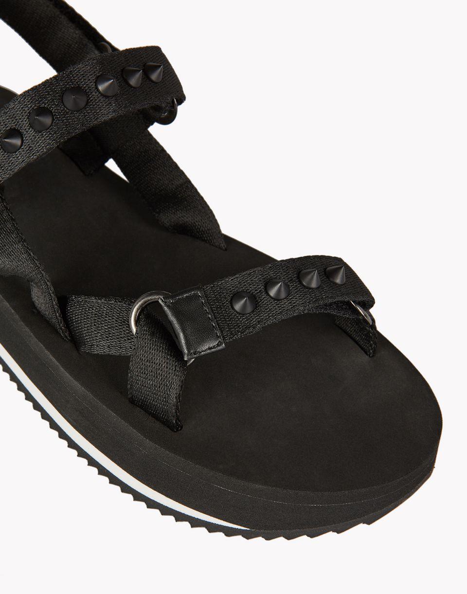 stud sandals shoes Man Dsquared2