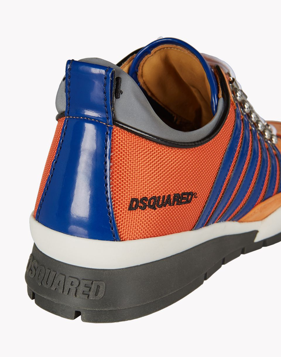 251 sneakers shoes Man Dsquared2