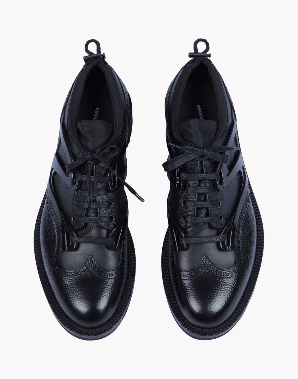 woody lace-ups shoes Man Dsquared2