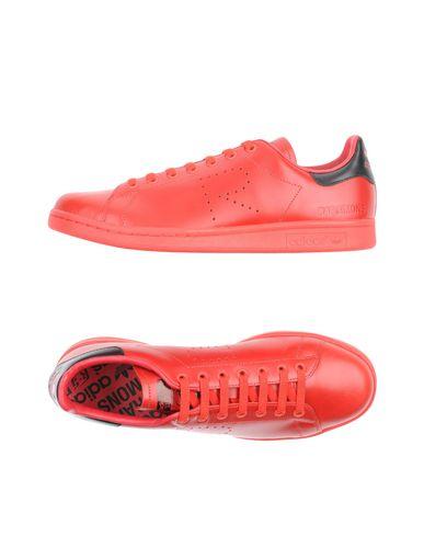 RAF SIMONS X ADIDAS Низкие кеды и кроссовки кроссовки adidas raf simons stan smith
