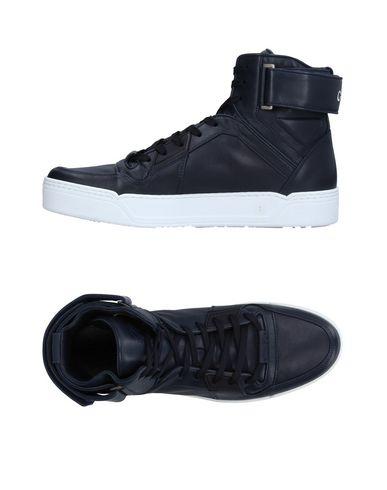 Высокие кеды и кроссовки GUCCI 11244023SL