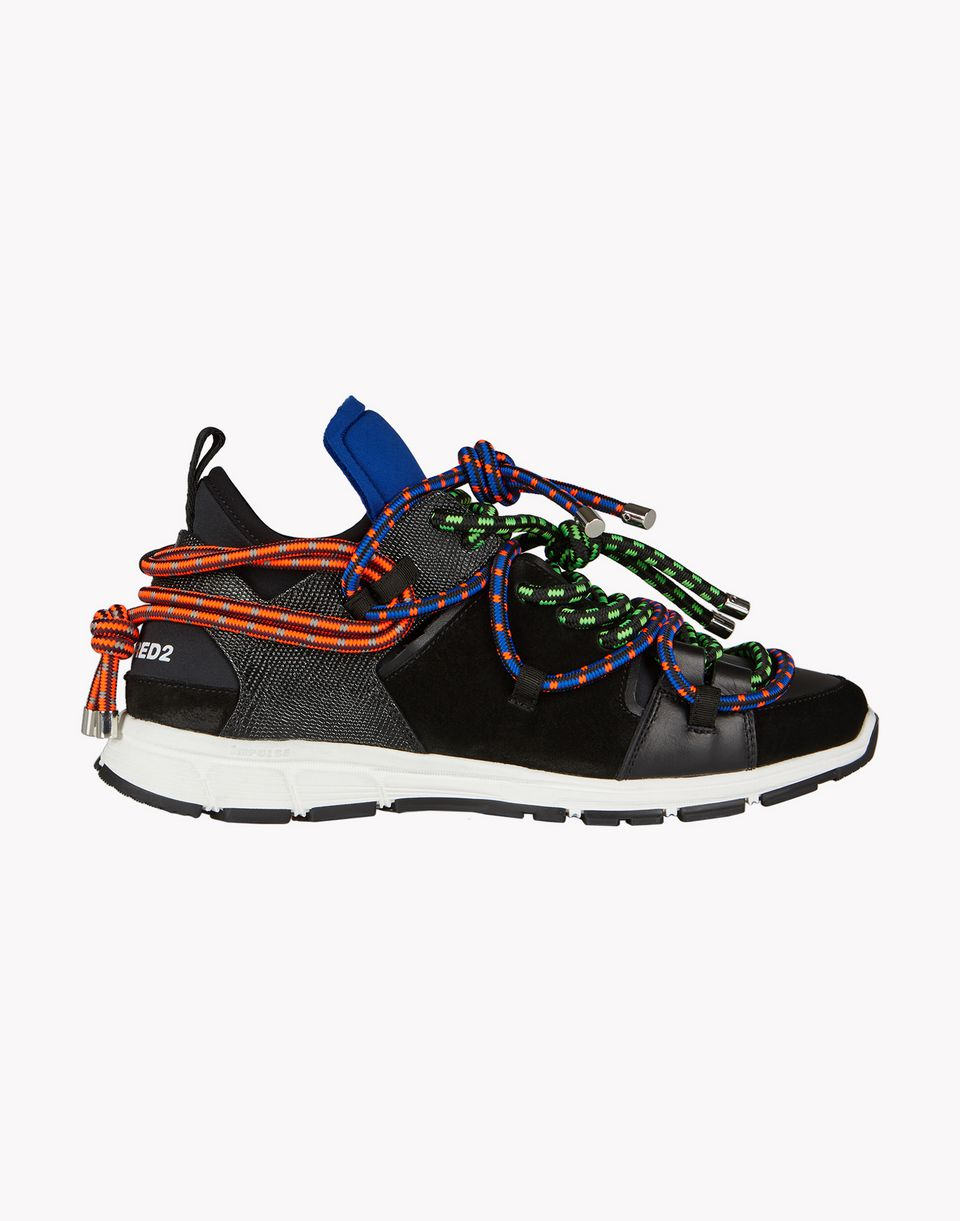 bungee jump sneakers shoes Man Dsquared2