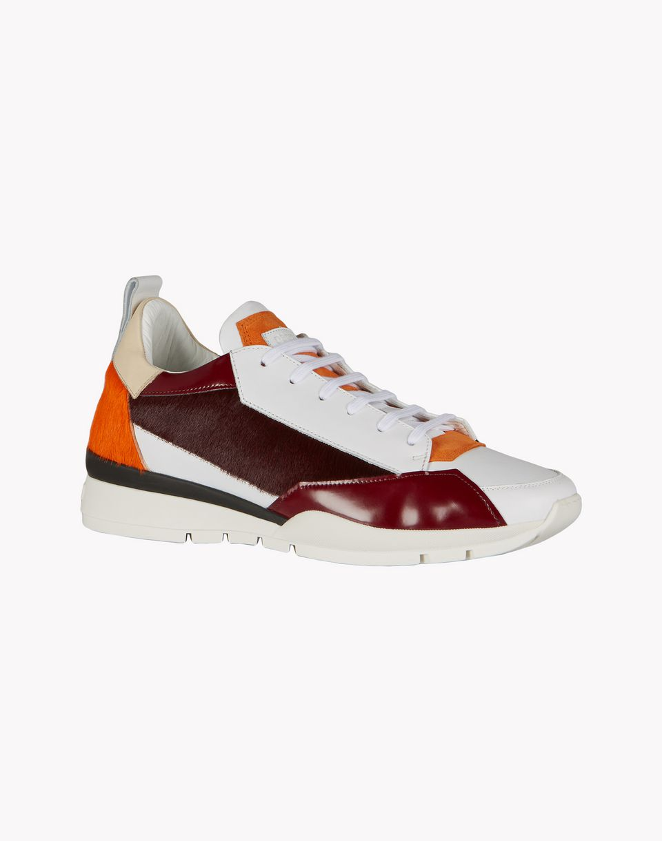 titan sneakers shoes Man Dsquared2