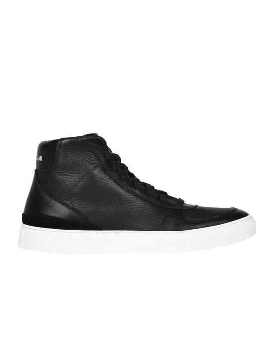 27029831517 S0466 High Top Sneaker Stone Island Men - Official Online Store