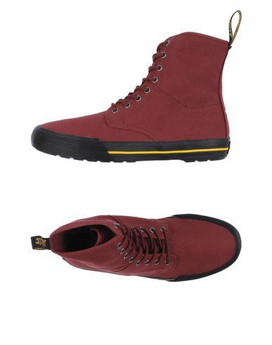 Высокие кеды и кроссовки DR. MARTENS 11252147OM