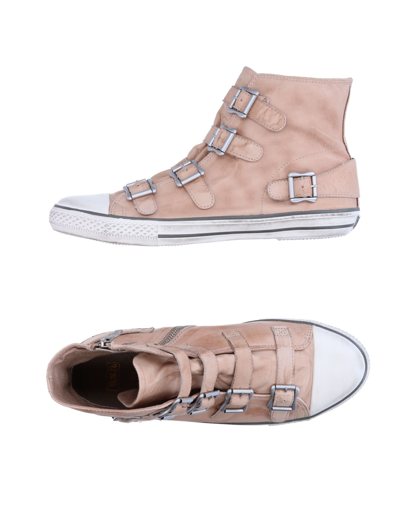 Sneakers & tennis montantes ash homme. beige....
