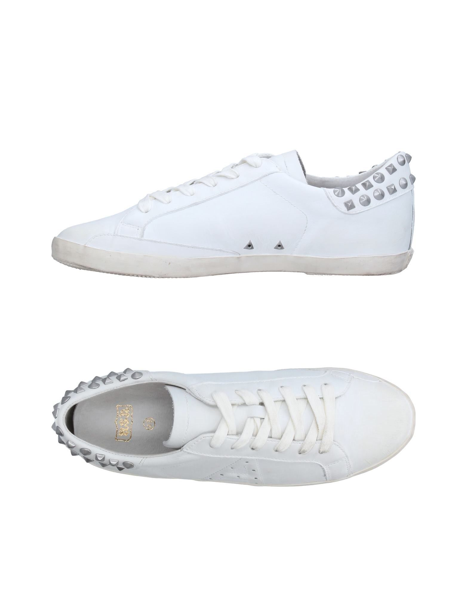 Sneakers & tennis basses ash homme. blanc. 44...
