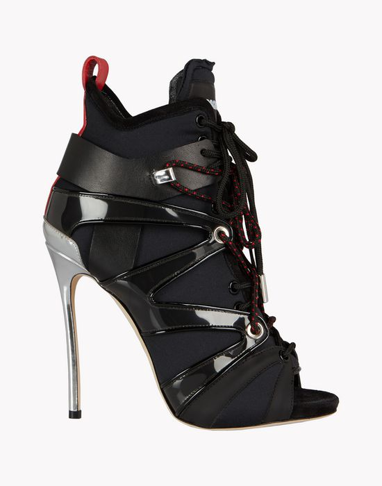molly jump ankle boots shoes Woman Dsquared2