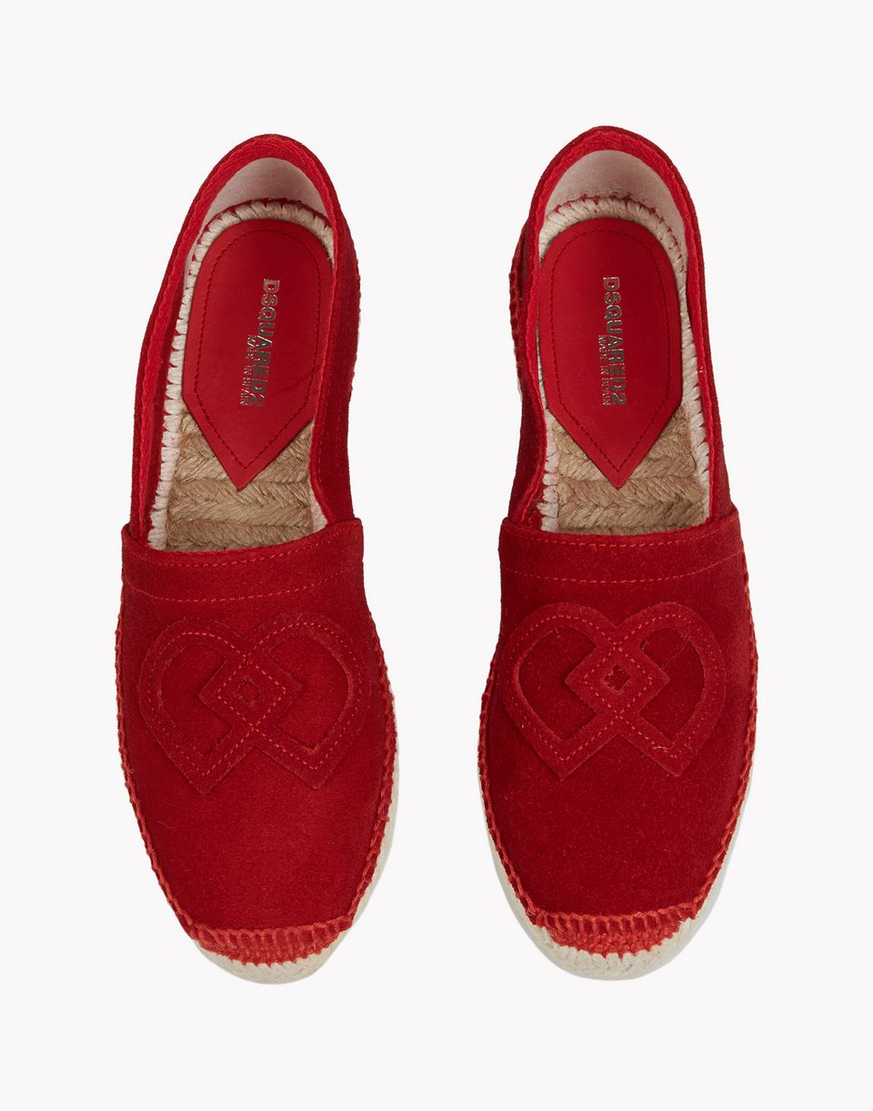 dd espadrille shoes Woman Dsquared2