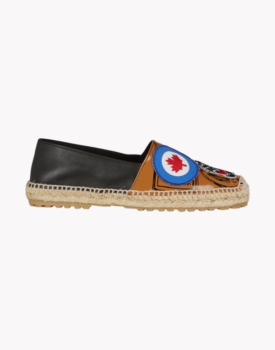 hackney espadrille shoes Woman Dsquared2