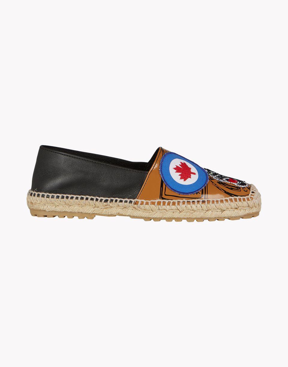hackney espadrille shoes Woman Dsquared2
