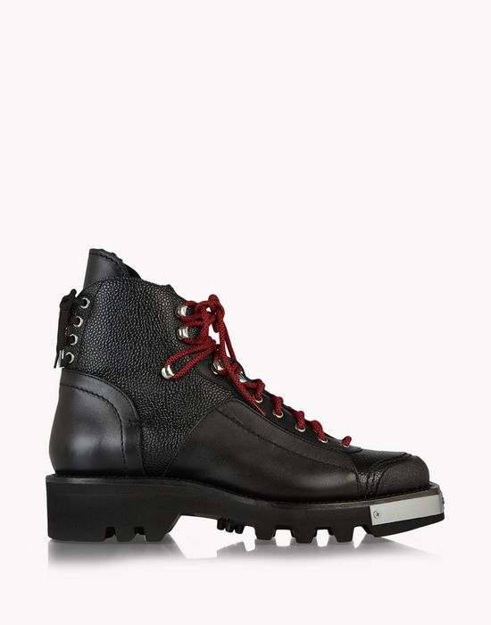 trekking combat boots chaussures Homme Dsquared2