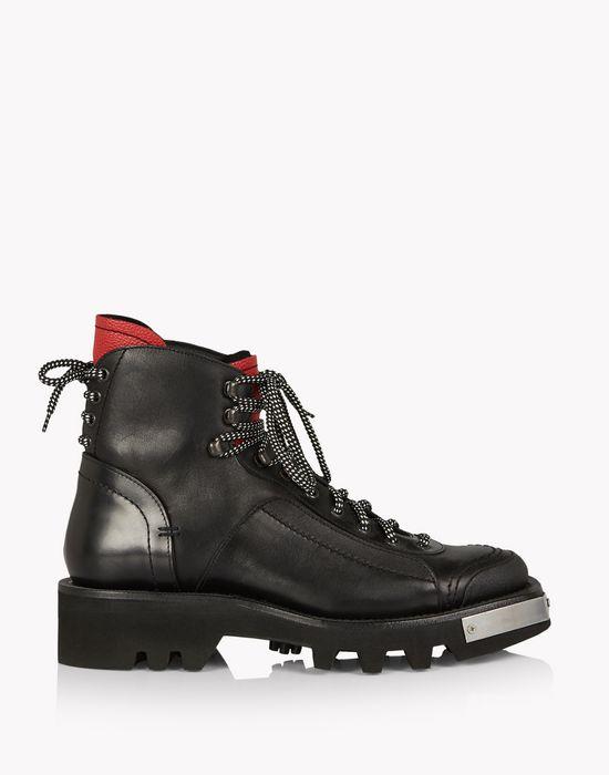 hiking combat boots schuhe Herren Dsquared2