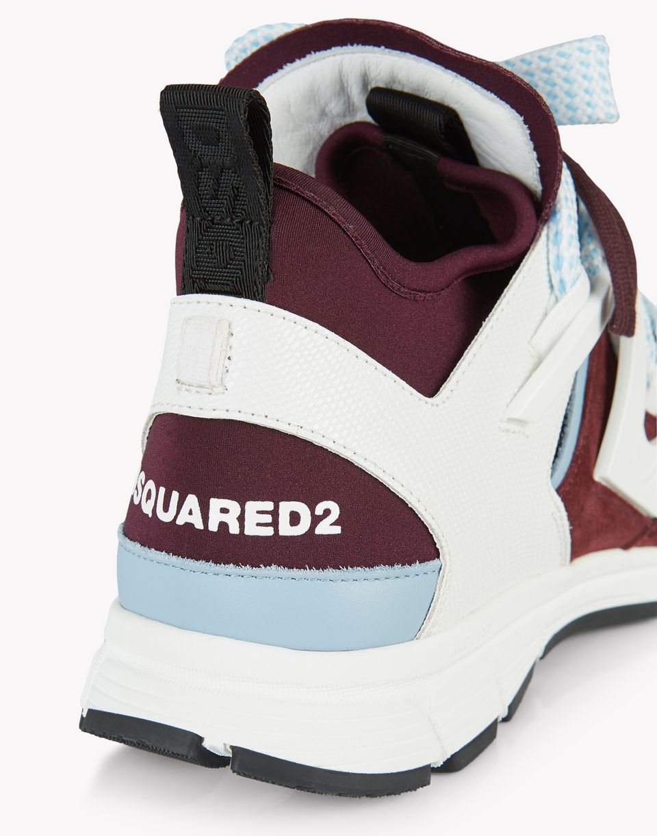 woody sneakers shoes Woman Dsquared2