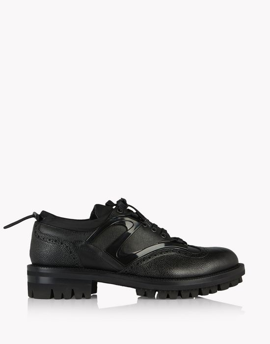 woody lace-ups schuhe Herren Dsquared2
