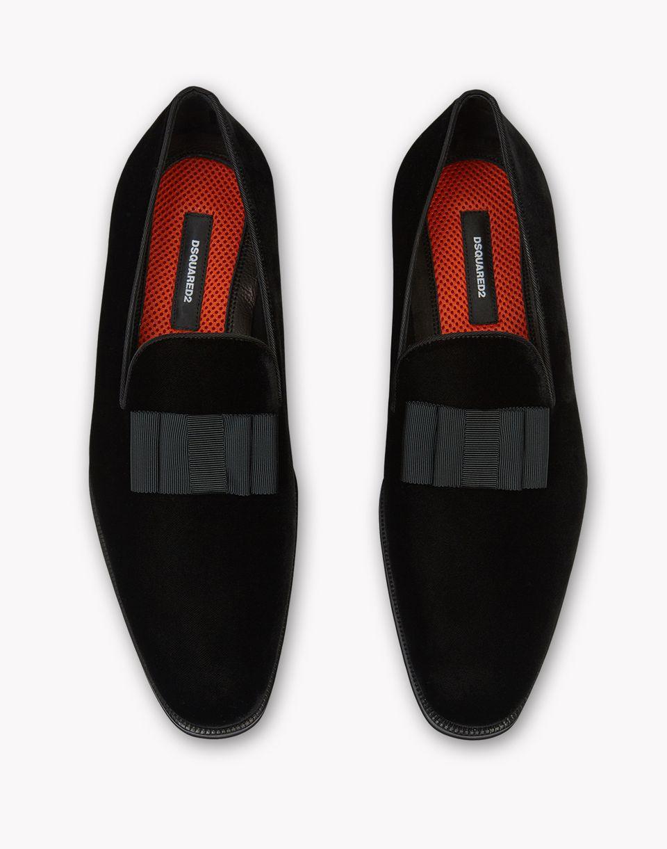 ubaldo loafers schuhe Herren Dsquared2