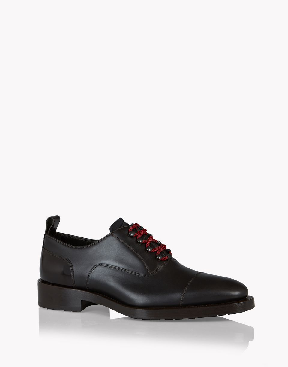 chic mountaineer lace-ups shoes Man Dsquared2