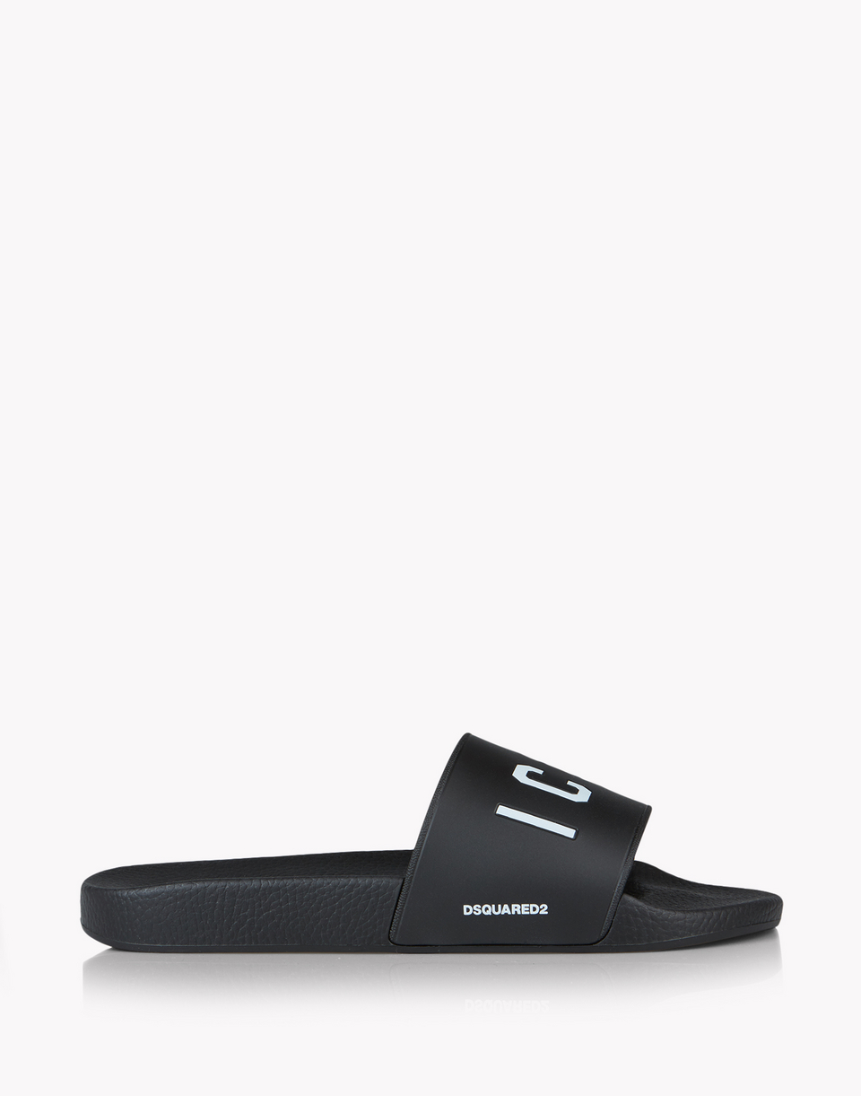icon slides schuhe Herren Dsquared2