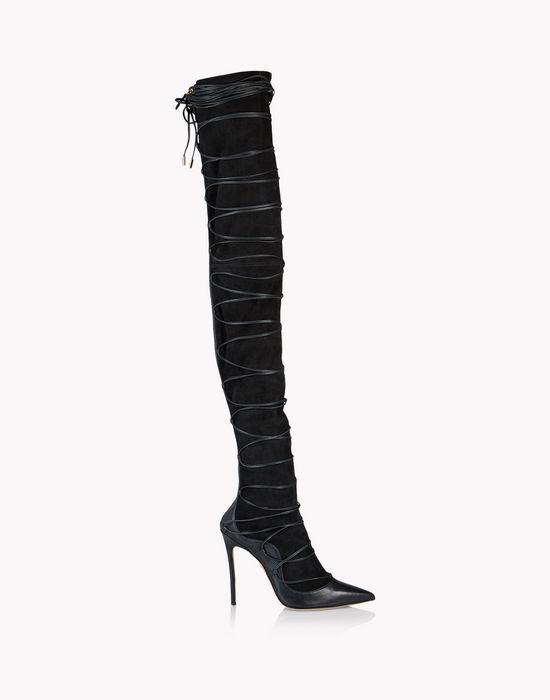 riri over-the-knee boots scarpe Donna Dsquared2