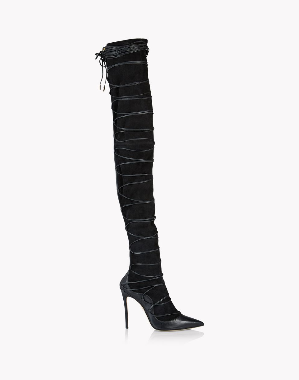 riri over-the-knee boots shoes Woman Dsquared2