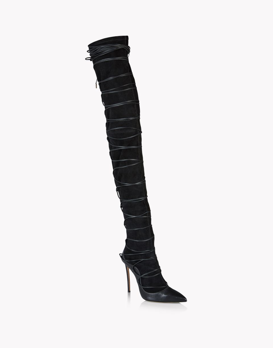 riri over-the-knee boots schuhe Damen Dsquared2