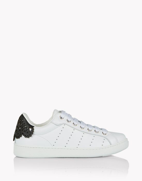 santa monica sneakers chaussures Femme Dsquared2