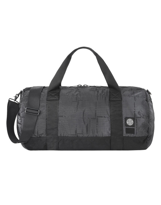 6f42a5962455 Travel   duffel bag 913P1 STONE ISLAND PORTER® br STONE ISLAND HOUSE