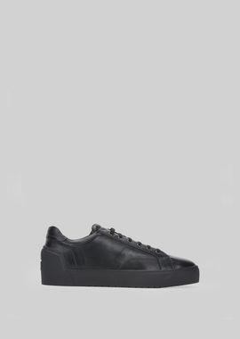 Armani Sneakers Men napa leather sneakers