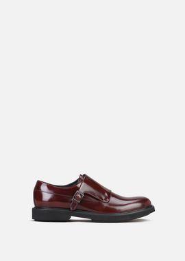Armani Monk Straps Men shoes