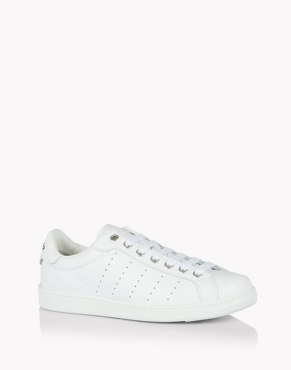 santa monica sneakers shoes Man Dsquared2