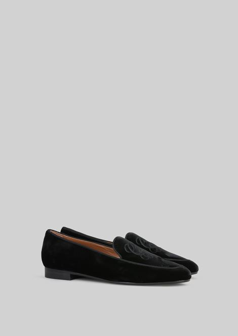 Shoes: Loafers Women by Armani - 2
